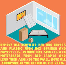 Treatment For Bed Bugs Preparing For A Bed Bug Treatment With Hi Tech Is Easy Let Us