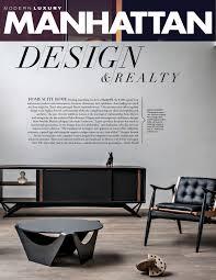 All Modern Furniture Nyc by Manhattan Mag Luteca Furniture Suite News