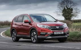 honda cr v mk 4 review 2013 on