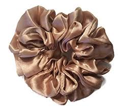 hair scrunchies large premium layer satin hair scrunchies 2