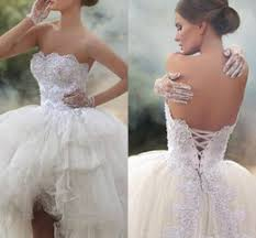 discount designer wedding dresses discount designer hi lo wedding dresses 2017 designer hi lo
