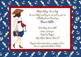 nautical baby shower invitations nautical to be baby shower invitations