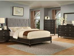 Comfortable Bed Sets Lifestyle 8285 Davinci Gray King Bedroom Set On Sale Now