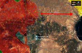 Beirut On Map Syrian Army To Cutoff Turkish Army From Southeast Aleppo Map