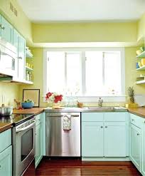 image of trendy kitchen color ideas with oak cabinetskitchen off
