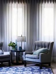 Interior Design Curtains by Depiction Of Interior With Sheer Curtain For Undisguised Outdoor