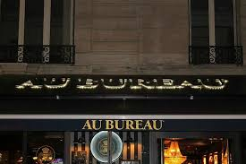 resto au bureau au bureau chs elysees restaurant reviews phone number