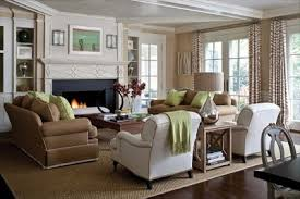 I Like The Feel Of This Living Room Wall Paint Is A Neutral - Family room layout