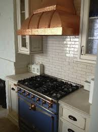 Copper Kitchen Backsplash Copper Kitchen Hood Design Ideas