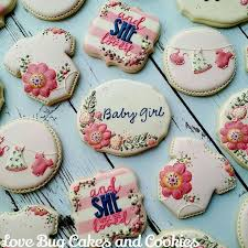 baby shower cookies top 17 vintage baby shower cookies designs cheap unique party