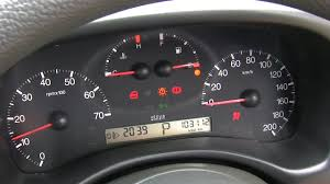Simple How To Clear Fiat Punto Airbag Light Youtube
