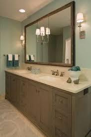 Gray Bathroom Paint Gray U0027 By Ben Moore My Painted Bathroom Vanity Before And After