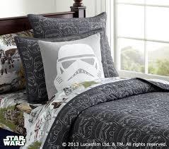 Star Wars Comforter Queen Star Wars Stormtrooper Quilt Pottery Barn Kids