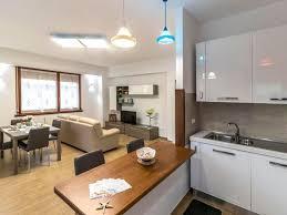 letto casa appartamento di vacanza silvi marina per 6 persone con 2 camere da
