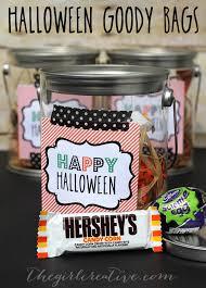 halloween goody bags the creative
