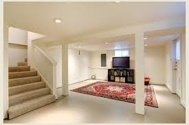 colorfully behr fun and functional basement spaces
