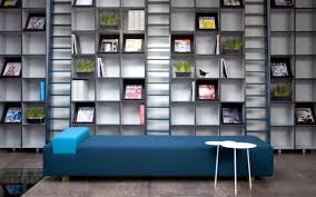 home library furniture decor image with outstanding modern design