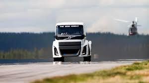 volvo trucks website bbc autos make way for the world u0027s fastest truck