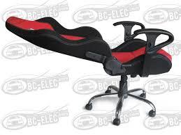 fauteuil siege baquet siege baquet fauteuil de bureau chaise de bureau baquet tissu noir