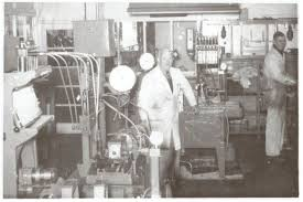 history of diesel pump rooms in south africa who started the