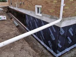 Basement Wall Waterproofing by Leaking Foundation Repair Ottawa Waterproofing Foundation Wall