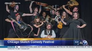lots of laughs at the chicago sketch comedy festival abc7chicago com