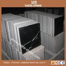 12mm High Gloss Laminate Flooring Cheap Black Marquina Marble 12mm High Gloss Laminate Flooring