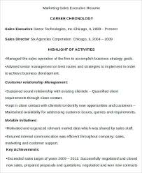 Free Executive Resume Templates Downloads Executive Resume Formats Resume Format And Resume Makermarketing