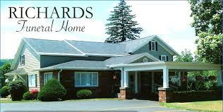funeral homes in ny richards funeral home owego ny