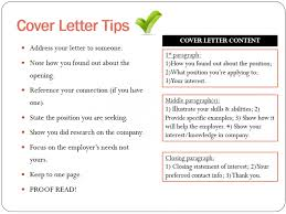 how to make your cover letter stand out project scope template