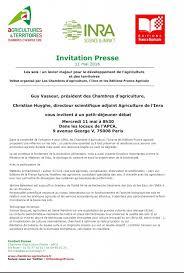 chambre d agriculture 86 petit déjeuner débat sur les sols 11 mai 2016 à l apca en