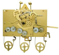 Mantle Clock Kits Urgos Uw66018 Triple Chime Cable Grandfather Clock Movement Ebay