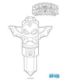 water tiki crystal trap coloring pages hellokids com