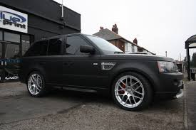 land rover range rover sport matte black wraap gallery range rover sport autobiography