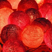 Light Up Balls On String by Aliexpress Com Buy Interior Decoration Purple Colors Balls For