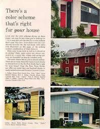 broadmoor neighborhood news exterior colors for 1960 houses