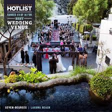Wedding Venues Orange County Seven Degrees Voted In Top 5 Best Wedding Venues In Orange County