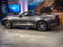 official 2015 ford mustang revealed sports hip hop u0026 piff the