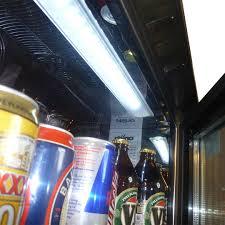 Beer Bottle Refrigerator Glass Door by Rhino 2 Door Alfresco Glass Door Bar Fridge Outdoor Ip34 Rated