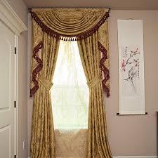 Buy Valance Curtains Buy Versailles Rose 50 U0027 U0027 Swag Valance Curtains By Celuce Design On