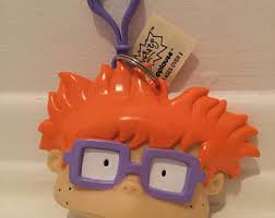 Chuckie Finster Halloween Costume Chuckie Etsy