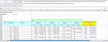 sum across different worksheets aka 3d sum wmfexcel