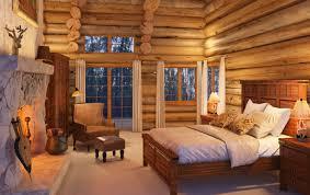 Cabin Decorating Cabin Interior Design Ideas - Log cabin interior design ideas