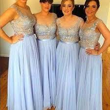 discount bridesmaids dresses best 25 light blue bridesmaids ideas on light blue