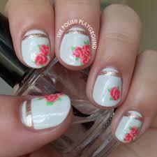 decoración de uñas vintage 4 diseños vintage nail art uñas robin