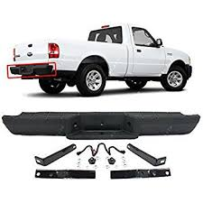 bumper ford ranger amazon com ford ranger front bumper with bull bar automotive