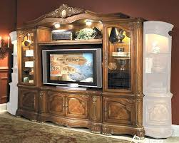 Michael Amini Fireplace Aico Entertainment Center Cortina Ai N6509 2