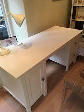 ikea hemnes white bureau desk ebay