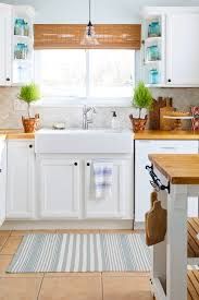 what is the best way to clean kitchen cabinets how to clean kitchen sinks and drains better homes gardens