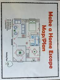 Fire Evacuation Plan Template For Home by 100 Emergency Plan Template Prepared Lds Family Sample